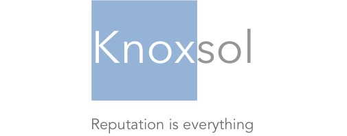 Knoxsol: Reputation is everything